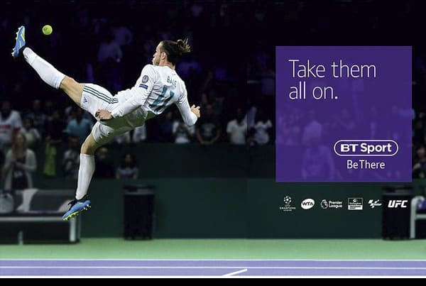 BT Sport Radio Advert
